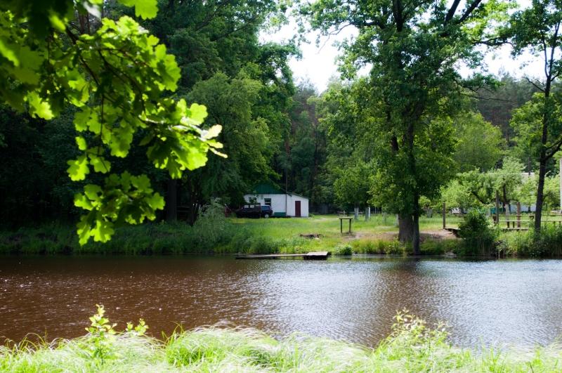 лето озеро