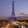 Париж фото Эйфелева башня
