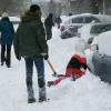 снег март 2013 Киев