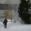снег март 2013