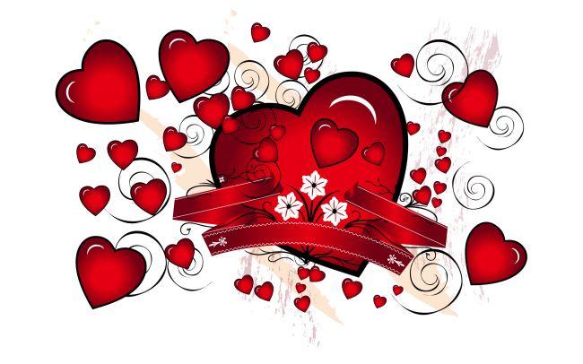 Valentin с днем влюбленных