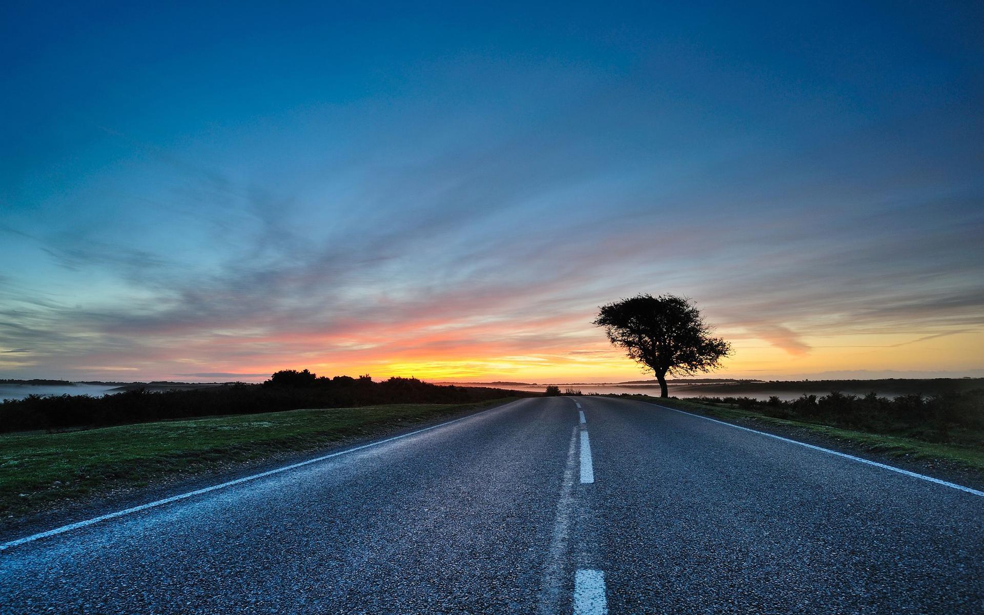 картинки дорога: