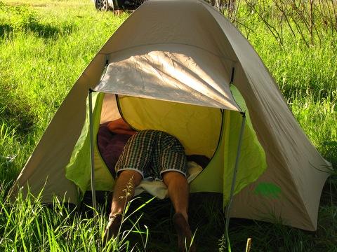 Картинки на природе с палатками