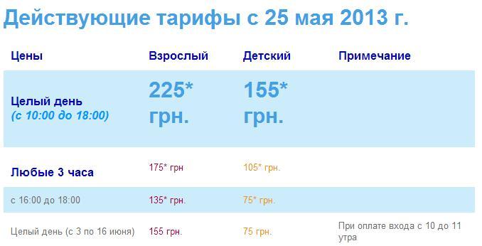 цены на сайт: