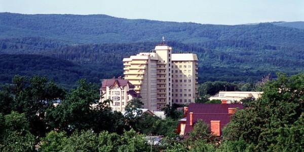 sanatoriy karpatyi truskavets Курорты западной Украины   отдых и лечение